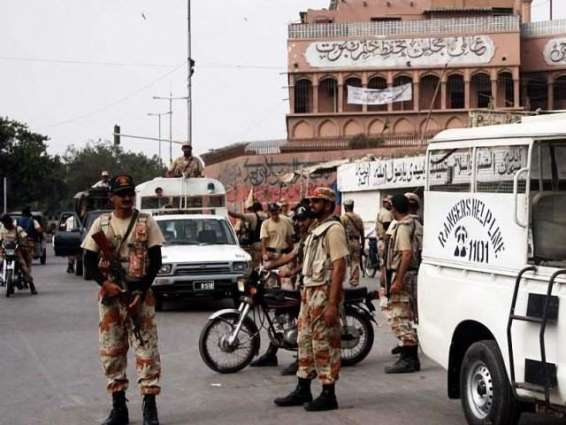 Sindh govt notification on Rangers' authority being examined legally: Spokesman