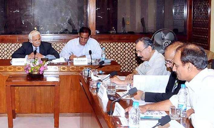 Meeting of sub-committee on Info, Broadcasting on Aug 8