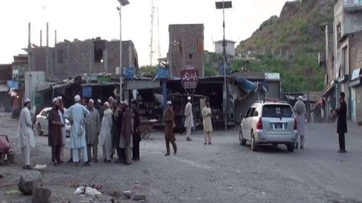 طورخم سرحد تے باب پاکستان گیٹ دی تعمیر دا عمل پورا تھی گئے