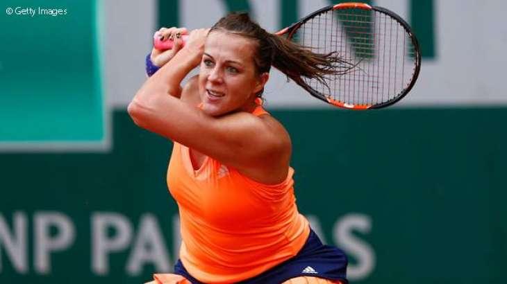 Tennis: WTA Nanchang results
