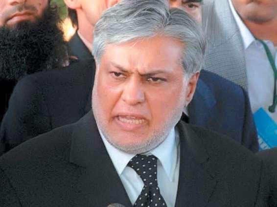 وزير المالية الباكستاني يصل دولة الإمارات لعقد مباحثات مع صندوق النقدالدولي حول أداء الاقتصاد الباكستاني
