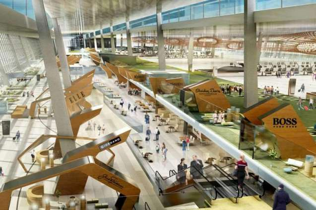 Indonesia capital's airport to open new terminal next week