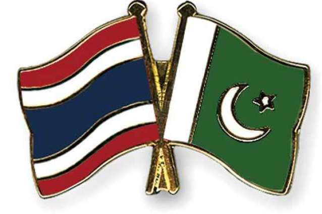Thailand keen to strengthen trade relations with Pakistan: Envoy