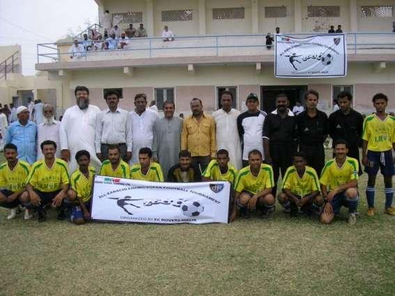 Mangopir Club defeats Gizri Star