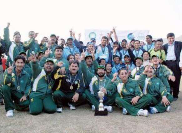 Central contracts for blind cricketers