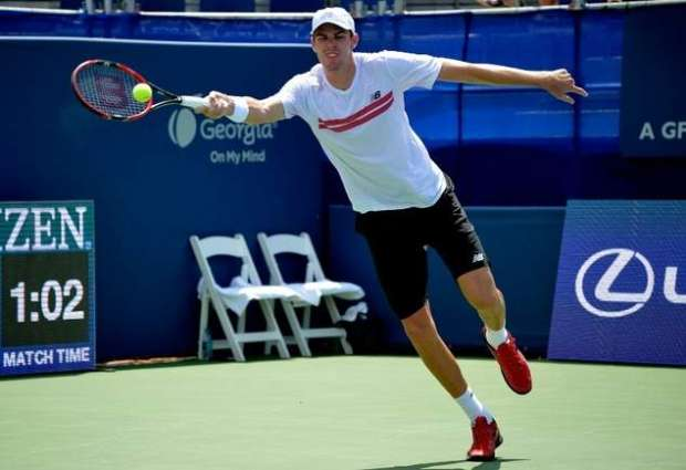 Tennis: US teen Opelka surprises South Africa's Anderson
