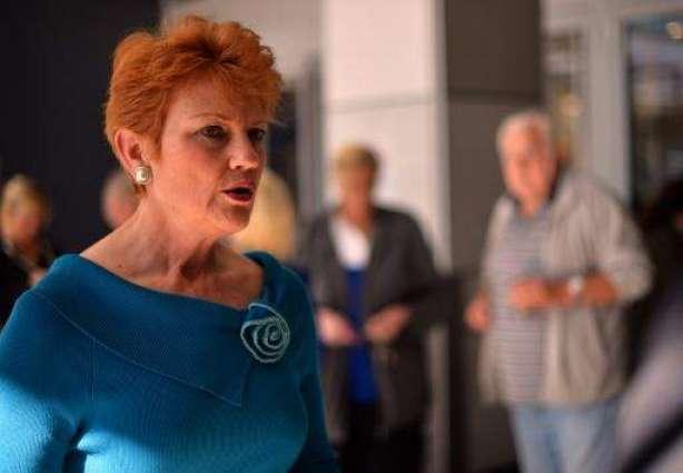 Firebrand Australian lawmakers to give Turnbull headache
