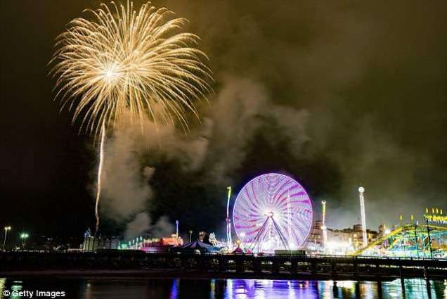 Sale of fireworks continue in twin cities despite ban