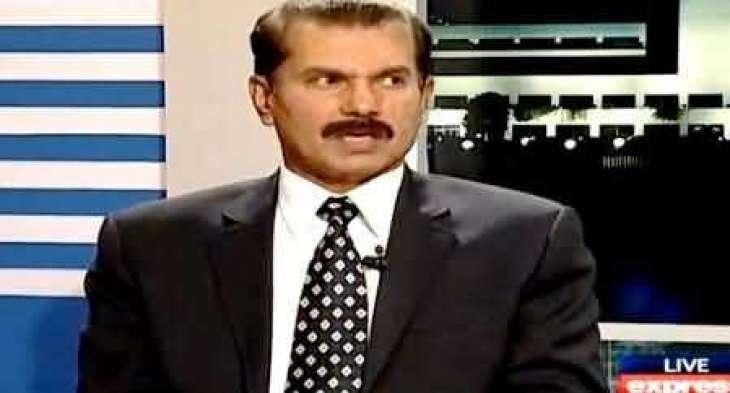 پاکستان بہترین خارجہ پالیسی تے عمل پیرا ہے، ائیر مارشل(ر) شاہد لطیف