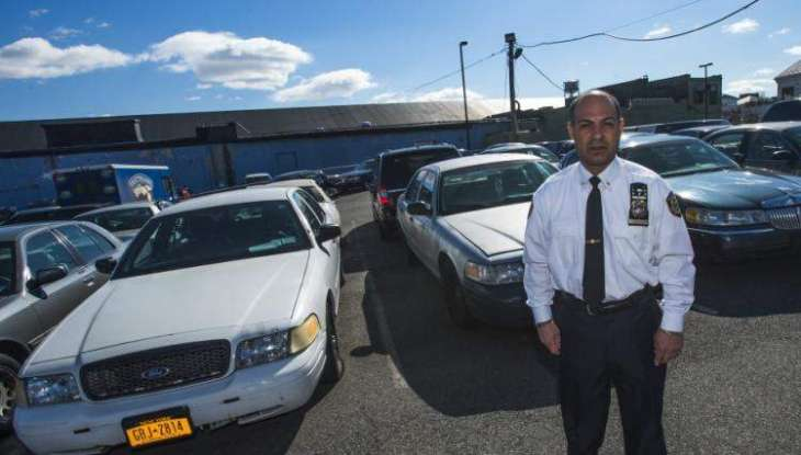 Illegal vehicles confiscated