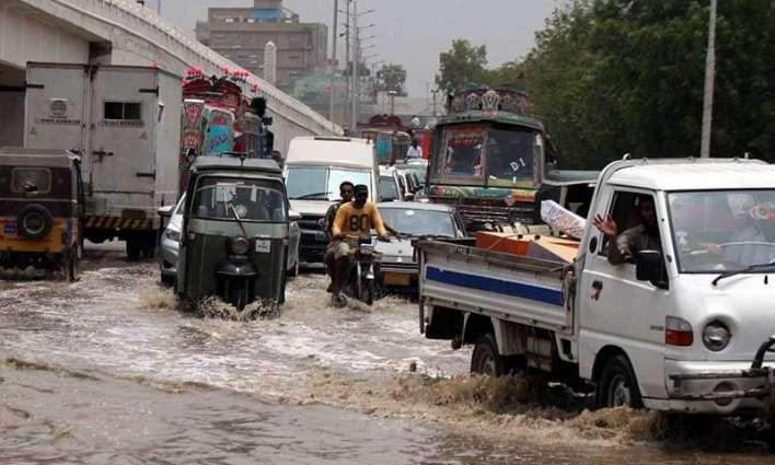 Provincial Met office forcast more rains