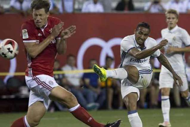 Football: Bayern finish US tour with defeat to Real