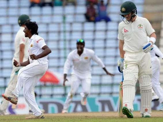 Cricket: Sri Lanka vs Australia 2nd Test