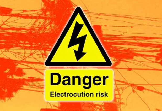 Coalminer electrocuted