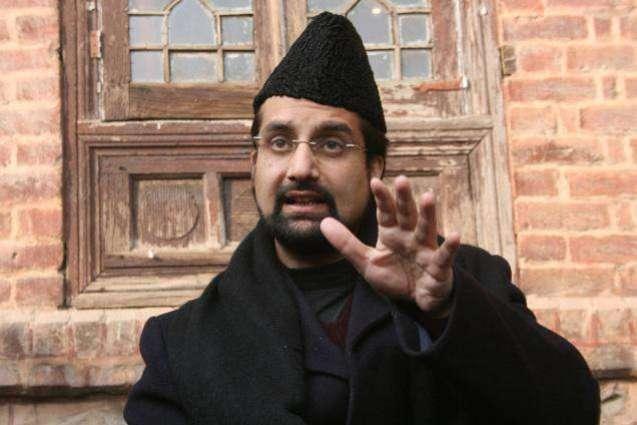 Mirwaiz terms continued killing as naked barbarism in IOK
