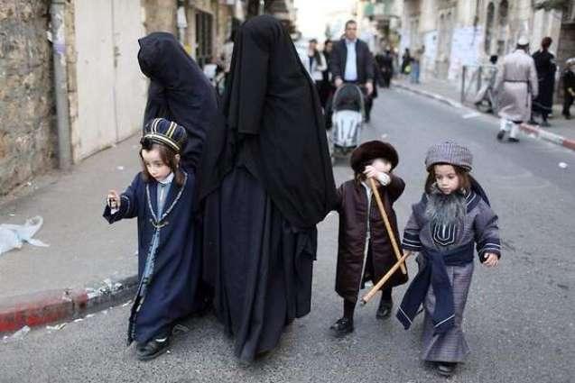 برطانیہ وچ یہودی مخالف واقعات وچ 11 فیصد دا ودھارا