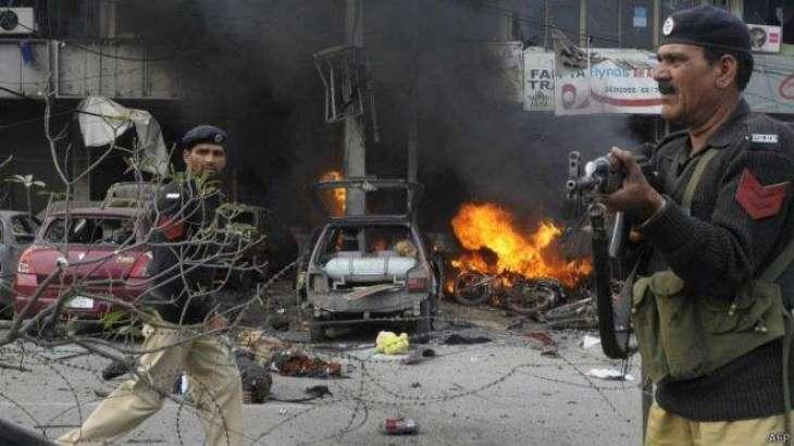 دے ٹکی اوغانستان اٹی جھیڑہ نا وخت آ مسہ پولیس کارندہ غاتون اوار 12عسکریت پسند تپاخت ننگرہار اٹی کارروائی ٹی داعش نا 7جنگوڑو تپاخت، کنڑ اٹی دھماکہ ٹی 10 شاری ٹھپی