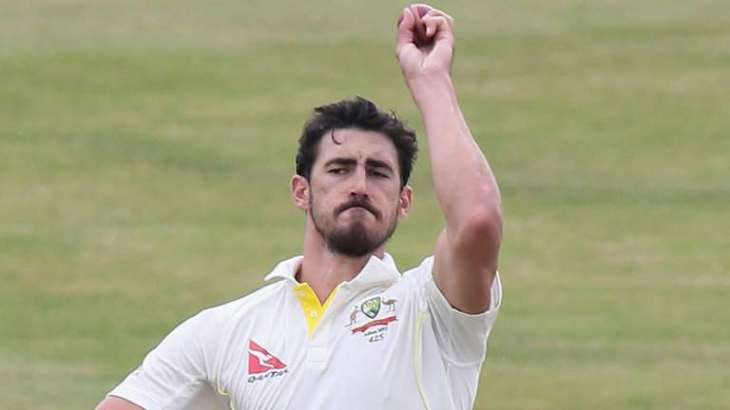 Cricket: Aussie bowlers chip away against Sri Lanka