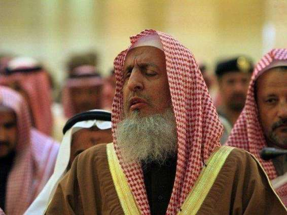 د سعودي مفتي اعظم د يمن په پولو د حوثي ياغيانو سره په جنګ د سعودي پوځيانوډاډګيرنې او مرستې له غږ وكړو