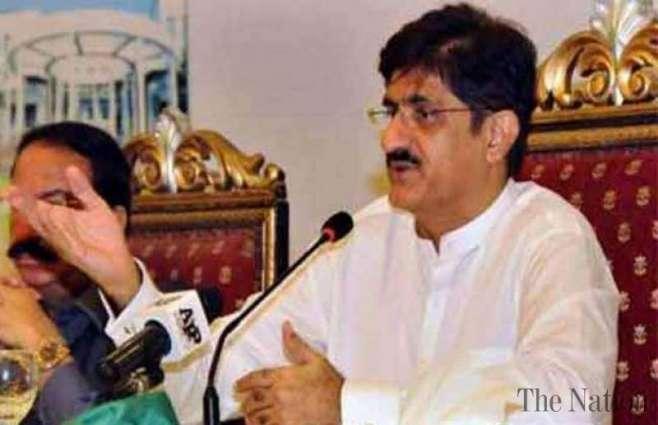 CM Sindh reviews development portfolio