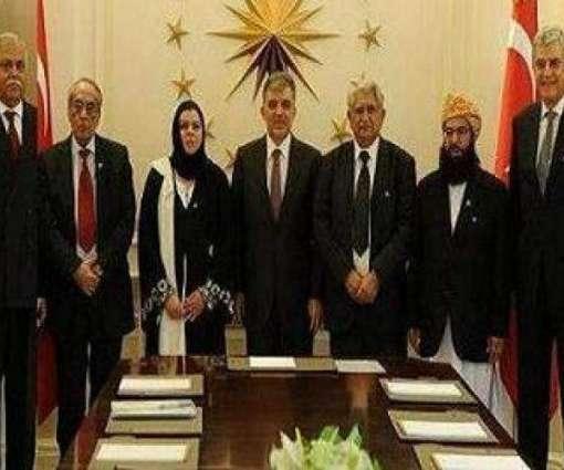 Kashmiri people appreciate Turkey for supporting struggle