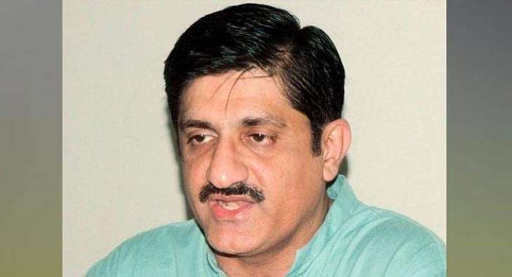 CM Sindh annoyed over flowing gutter