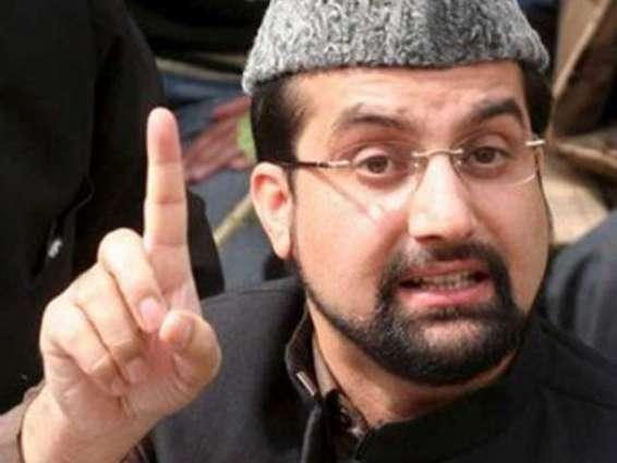 India using deadly force against peaceful Kashmiris: Mishal Malik