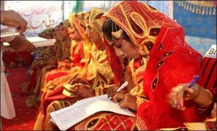 جامعہ علی اکبر خان پور دے اہتمام نال 6اگست کوں 40جوڑیاں دی اجتماعی شادی تھیسی
