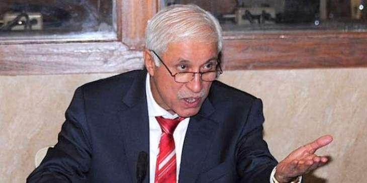 وزیر داخلہ سارک کانفرنس اچ مقبوضہ کشمیر اچ بھارتی جارحیت بارے پاکستان دا موقف پیش کیتے، قیصر احمد شیخ