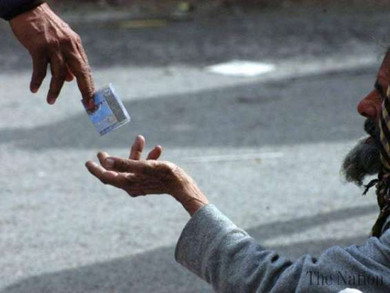 Commissioner takes notice of increase number of beggars