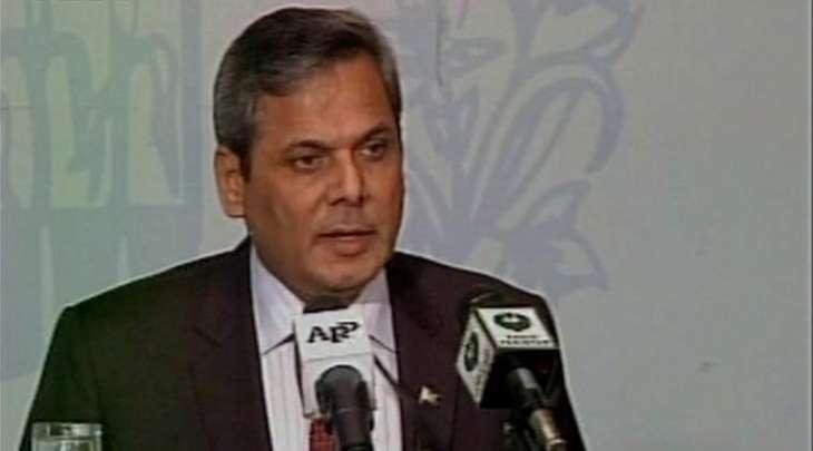 پاکستان ہمساھگ ملک آں گوں درستیں مسئلہ آں پر امن وڑ ءَ ھل کنگ ءِ واہشت داریت، نفیس زکریا