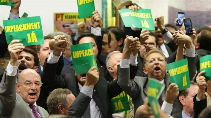 Brazil impeachment committee recommends removing Rousseff