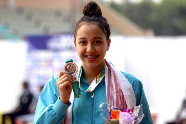 Nepal's 13-year-old Gaurika Singh will be the youngest Olympian