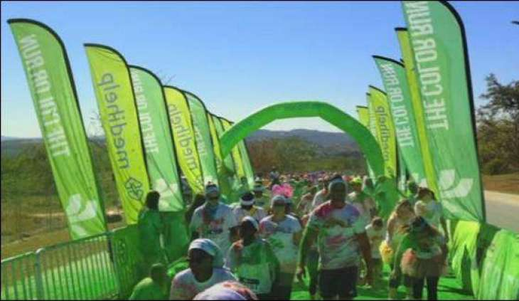 Annual Colors Race in South Africa