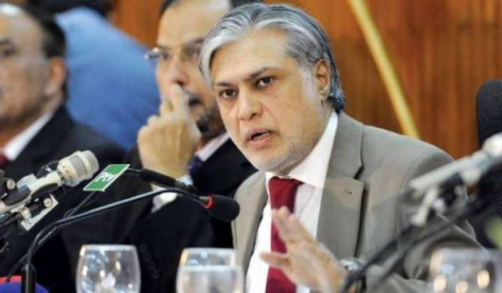 CPEC to serve entire region; later will expand to Afghanistan, Iran: Ishaq Dar