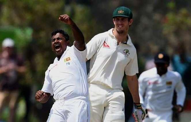 Cricket: Herath hat-trick puts Lanka on top in Galle