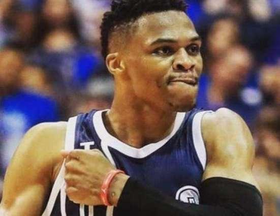 NBA: Westbrook inks blockbuster Thunder extension