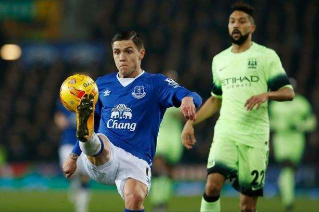 Football: Everton's Besic facing six months out