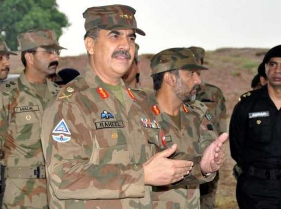 COAS seeks Afghan President's help for release of captives
