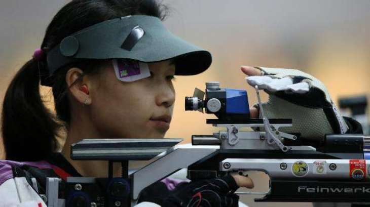 Shooting: China's Siling targets Rio's first title