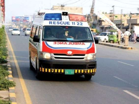 Rescue 1122 responds 1,595 emergencies during July