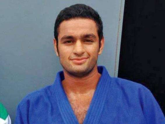 Shah gets by in 1st round of Rio Olympic judo