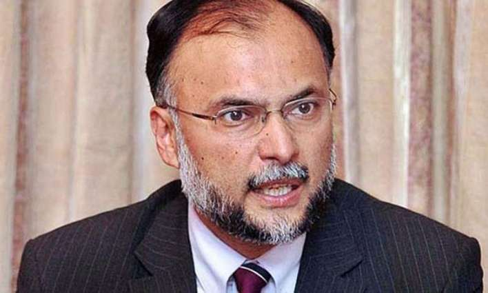 Regional trade ties must for boosting country's exports: Ahsan Iqbal