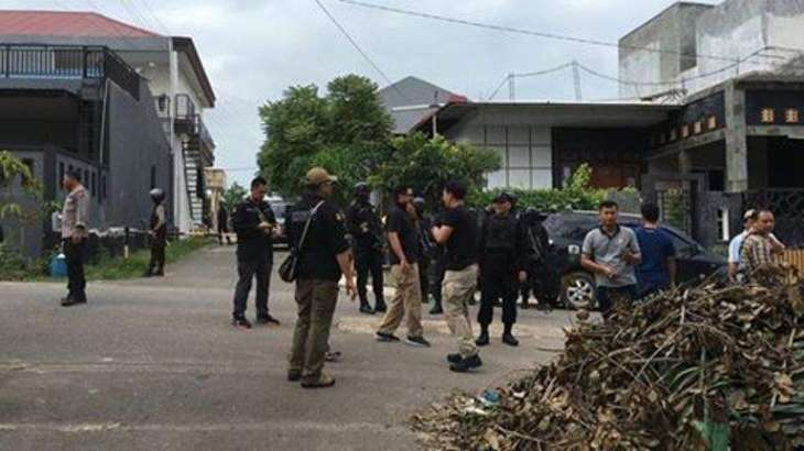 Indonesia foils plot to fire rocket at Singapore