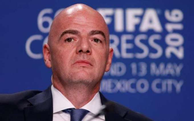 FIFA probe clears Infantino of ethics breaches - statement