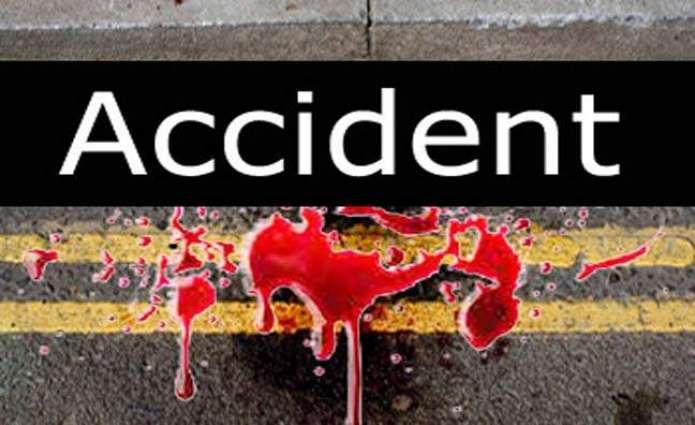 Boy dies in road mishap