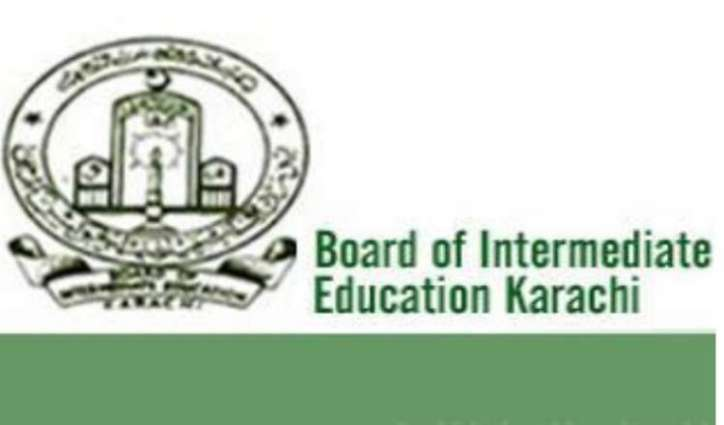 Karachi Board Of Secondary education announces Results