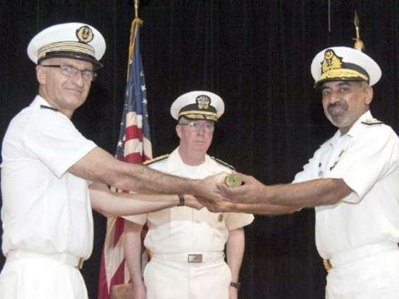 Pakistan Navy takes over Command of CTF-150 for 9th time