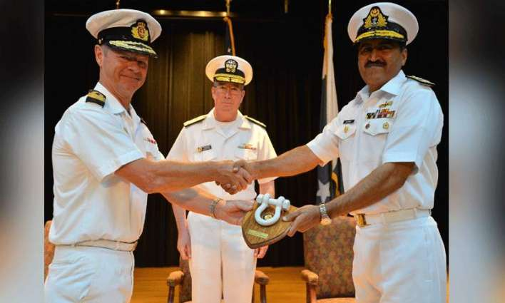 PN takes over Command of CTF-150 ninth time