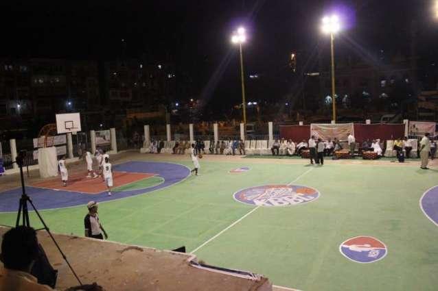 Karachi Peace Basketball Tourna to begin from Aug 7